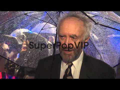 INTERVIEW - Jonathan Pryce on the movie being better than...