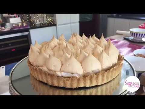 Lemon & Elderflower Meringue Pie