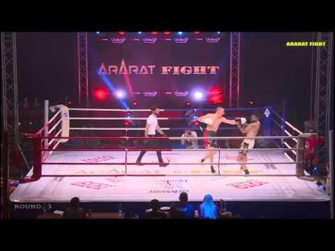 ARARAT FIGHT 2.   ARGAM GALOYAN Vs ARAMAIS BEGLARYAN