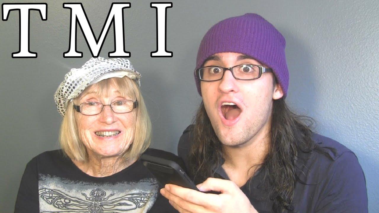 Tmi Tag With My Grandma - Youtube-3313