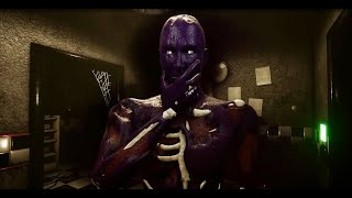 CO TU SIĘ DZIEJE!?Creepy Nights at Freddy's (NIGHT 5)