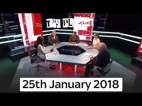 The Pledge | 25th January 2018
