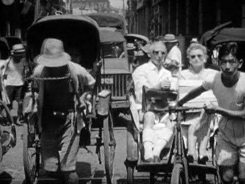 Shanghai 1947 in turmoil