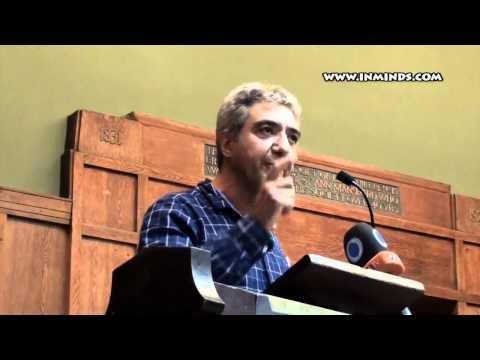 Abbas Edalat (CASMII) - Don't Attack Iran 5 Dec 2011  [inminds]