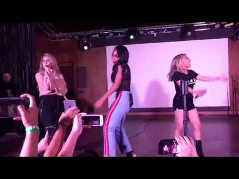WORLD PREMIER -Make You Mad Live Fifth Harmony