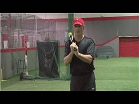 Baseball Equipment & Skills : How To Grip A Baseball Bat