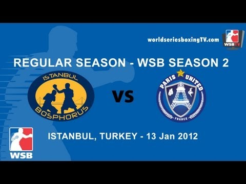 Istanbul vs. Paris - Week 6 WSB Season 2