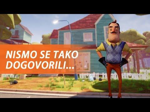 SUSJED PROVALIO U MOJU KUĆU?! - Hello Neighbor (ACT 3)