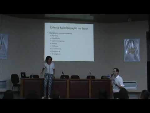 Palestra A institucionalização da Ciência da Informação no Brasil Fábio Assis Pinho 17abr2019