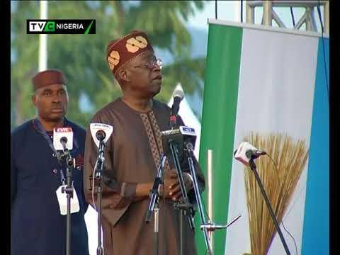 Tinubu's Speech at APC National Convention