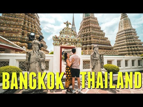 BEST Trip We Have Ever Taken! | Bangkok, Thailand Travel VLOG 2017 4k