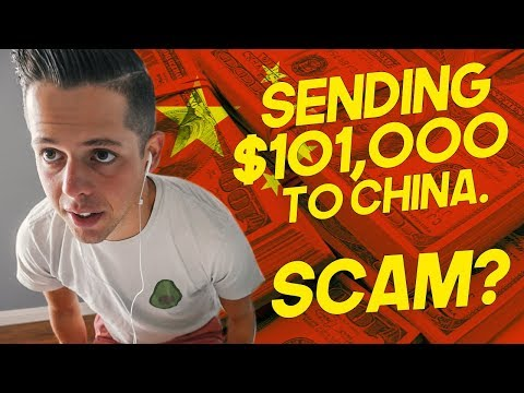PAYING $101K TO MY SUPPLIER IN CHINA (Amazon FBA and Alibaba)
