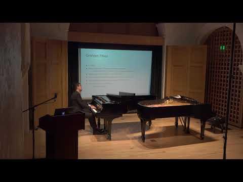 Graham Fitkin: Fervent; Alexander Zhu, piano