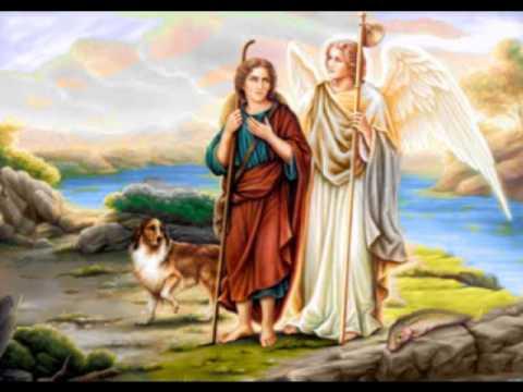 Resultado de imagen de imagenes de tobias biblia