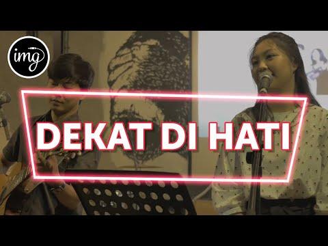 DEKAT DI HATI - RAN LIVE COVER NADIA & YOSEPH #INDOMUSIKDAY