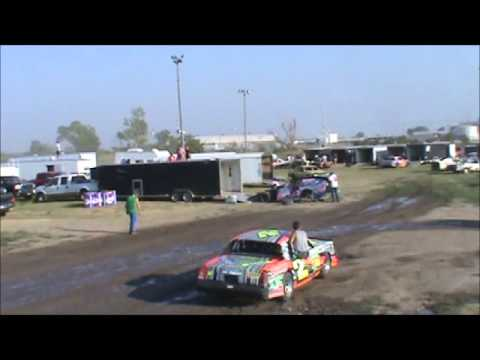 Kenney MotorSports 30PK 7/20/14 Dawson County Raceway-Lexington NE