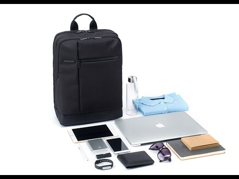 Рюкзак Xiaomi College Style Backpack Polyester Leisure Bag 15.6 .