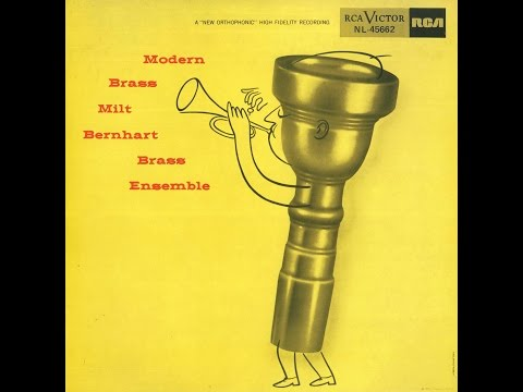 MODERN BRASS / Milt Bernhart Brass Ensemble SIDE 1