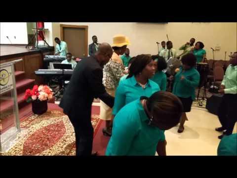 Pastor's appreciation.