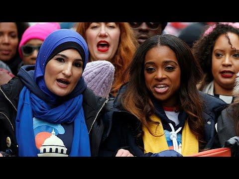 شاهد: الأمريكيات يحيون ذكرى (مسيرة النساء) للعام الثالث على التوالي…  - 21:53-2019 / 1 / 19