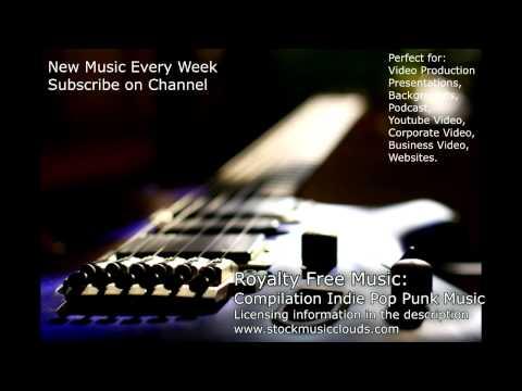 Compilation Indie Pop Punk Music