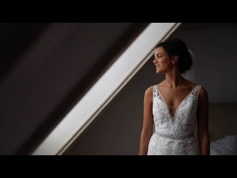 Coltsfoot Retreat Barn Wedding Film | Autumn Wedding