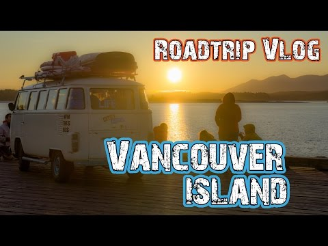 Vancouver Island Road Trip (Epic VW Bus Project) - Travel Vlog(11)