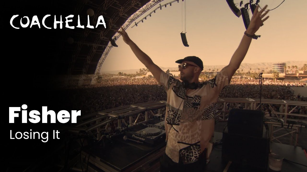 Download FISHER - Losing It - Live at Coachella 2019 Friday April 12, 2019