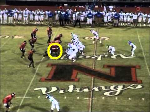 Devonue Smith 2011 Football Highlights (Defensive End)
