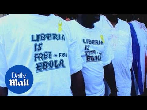 Liberia declared Ebola-free after 42 days without a new case - Daily Mail