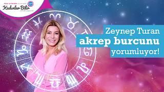 Zeynep Turan'dan Ocak Ayı Akrep burcu yorumu