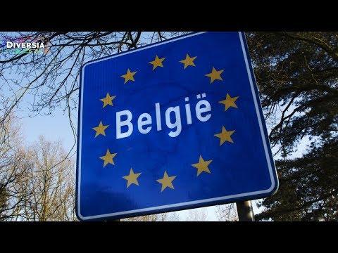 BELGIUM ROAD TRIP & CITY TOUR - TURNHOUT, MOL & HASSELT