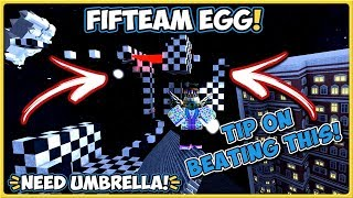 Roblox | Fifteam Egg Checkered Obby ✦ Extra Help | JixxyJax