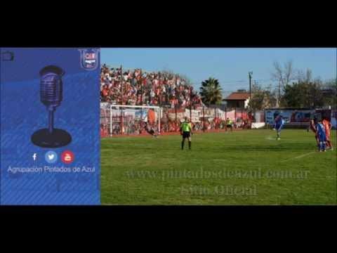 Relato- Gol de Michael Garcia - Maipu 1-1 Unión VK