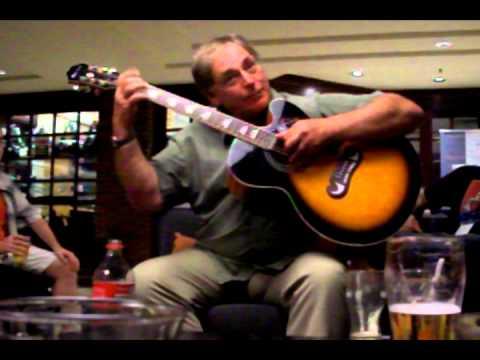 TFCon 2011 - Garry Chalk @ Delta Bar 1/3