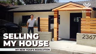 New Year's Resolution - Selling my house! | Inspirational | You are your best medicine | KIENVUUMD