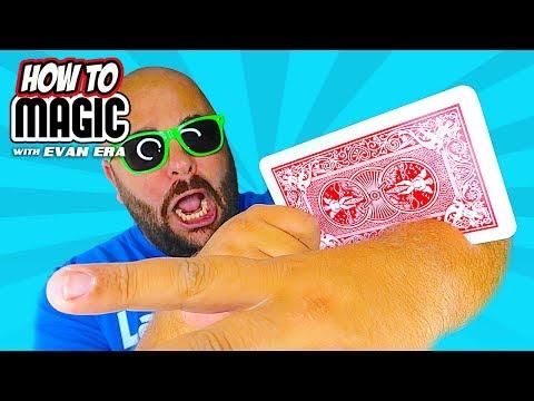 6 CRAZY Card Magic Tricks!