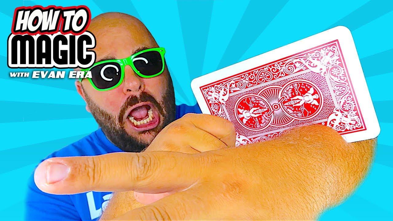 LEARN 23 INSANE CARD MAGIC TRICKS! - Easy Coin Tricks