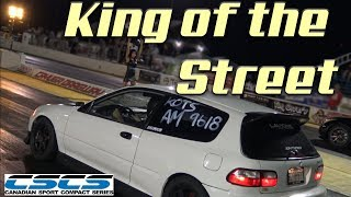 KING OF THE STREET - 2018 @ CSCS