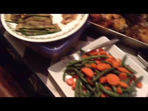 Shabbat Shalom dinner