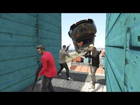 Смазваща битка - GTA 5 Online