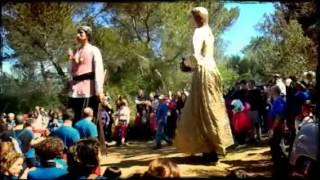 Gegants de Santa Maria a Son Seguí (Mallorca, 2013)