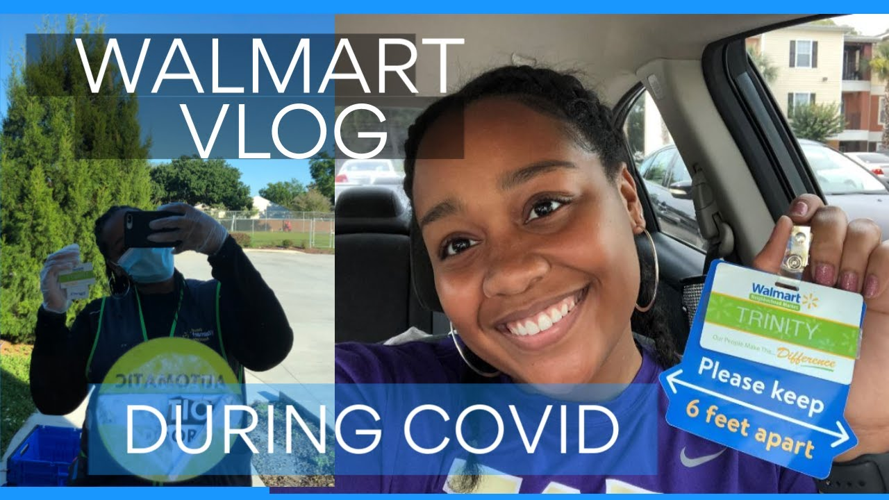Walmart employee tests positive for covid