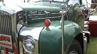 Big Horn! Dodge truck show