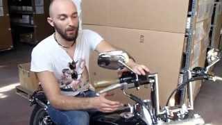 RPLF - Tutorial come cambiare il manubrio alla vostra Harley-Davidson