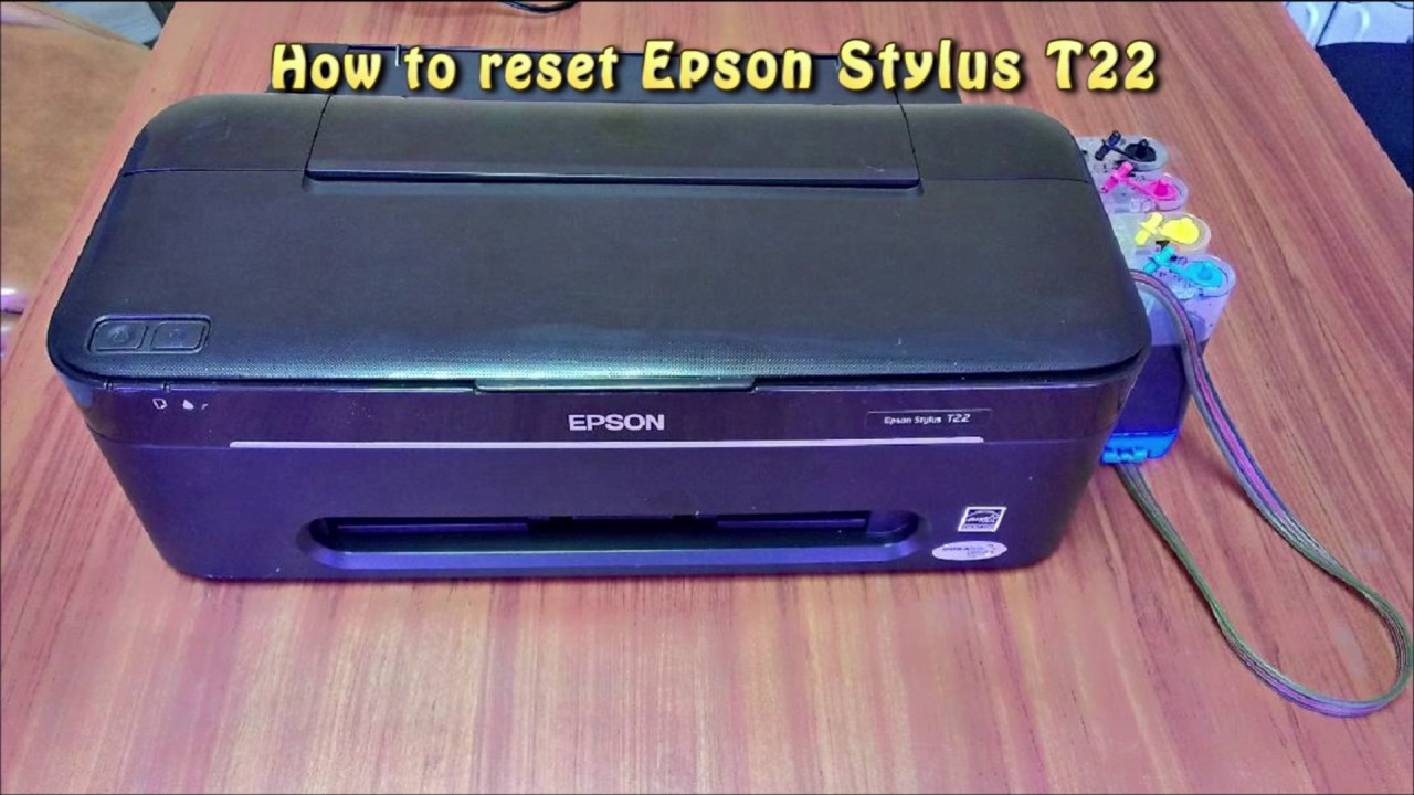 EPSON STYLUS T22 DRIVER UPDATE