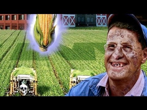 Organophosphates, Pesticides and GMO Poison Food