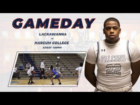 Lackawanna College Men's Basketball vs Harcum College