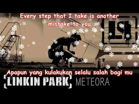 LinkinPark-Numb Lirik Terjemahan(Translate)