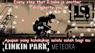 Gambar cover LinkinPark-Numb Lirik Terjemahan(Translate)